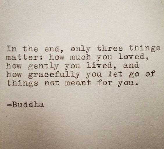 letting go quotes