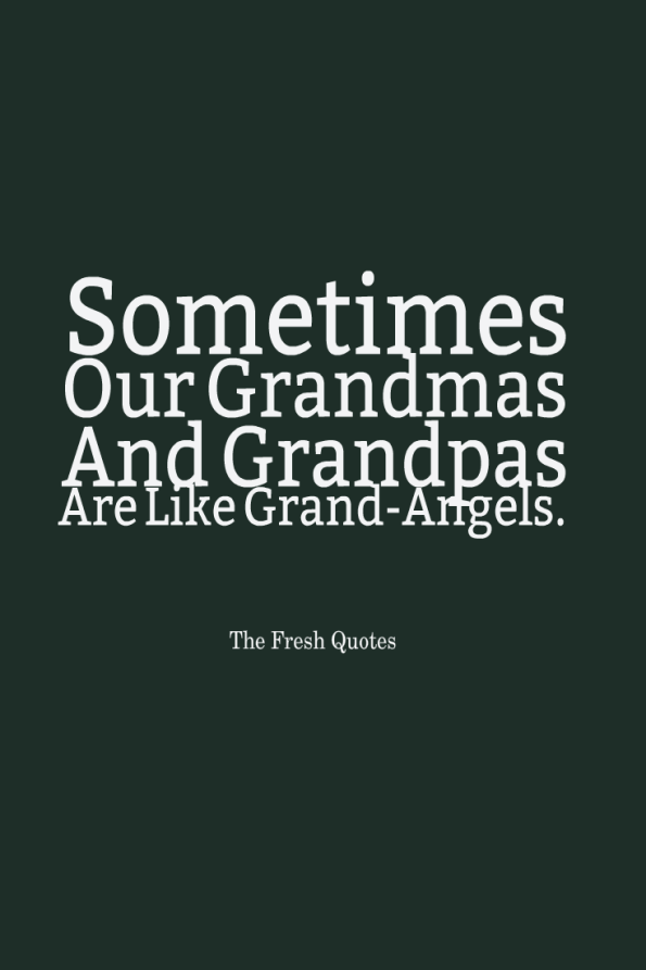 Amazing Quote about Grandma from Lexie Saige