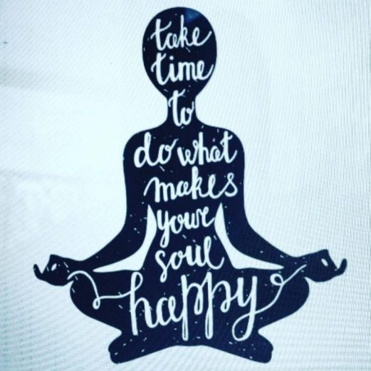 The Best Short Positive Quotes with Image Take the time to make your soul happy