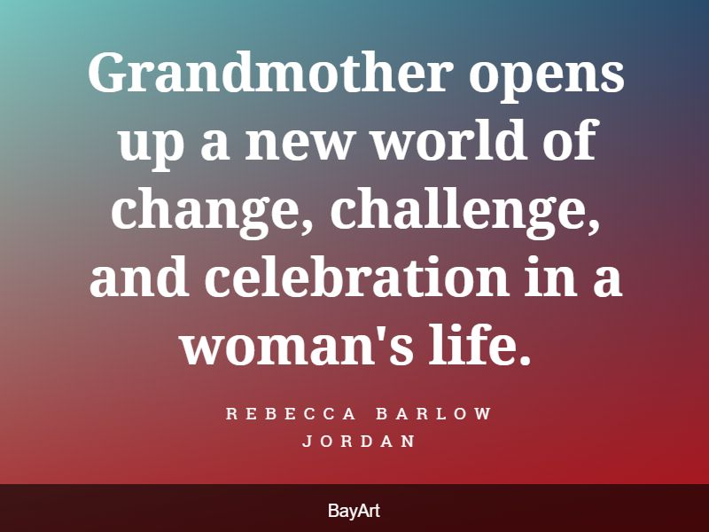 quotes for grandmother