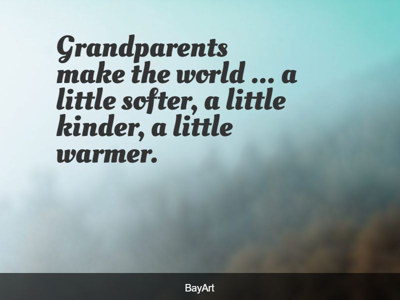 quotes on grandmother