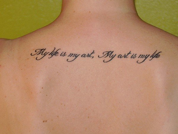 Meaningful Quotes Amusing 101 Best Meaningful Quotes For Tattoos Selected For You  Bayart