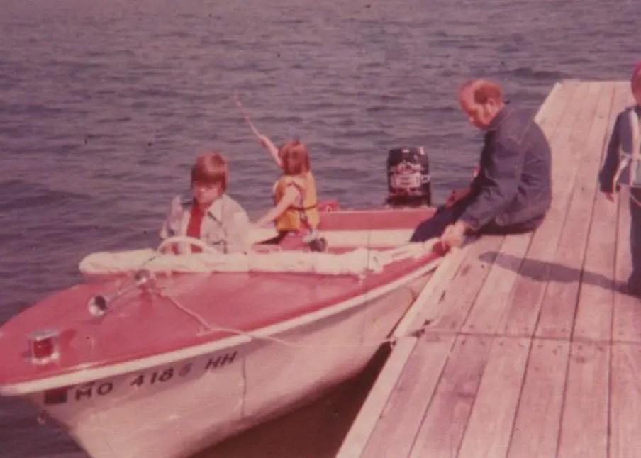 boat dad