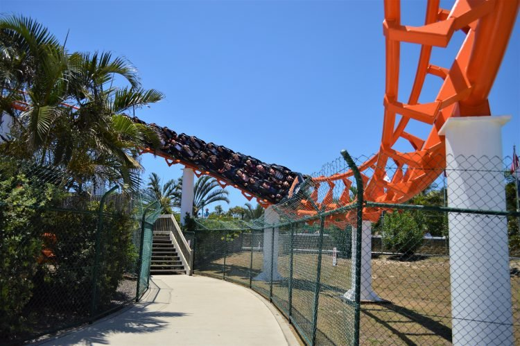 It's a roller coaster…