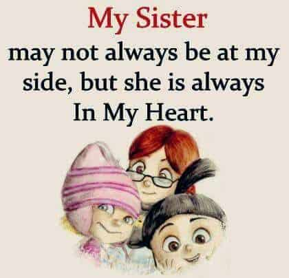 cute little sister quotes