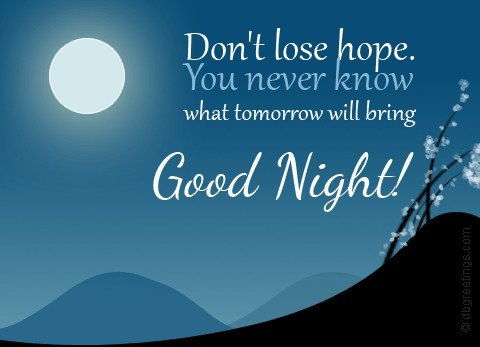 Original Good Nite Images With Quotes