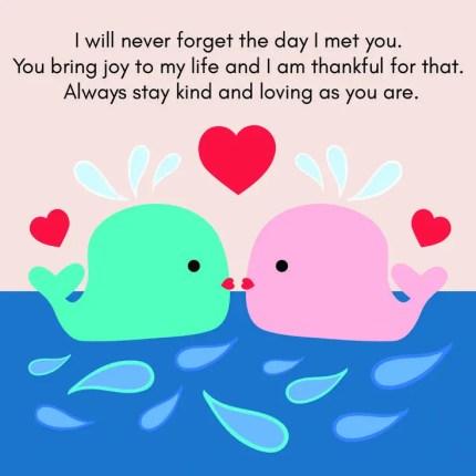234 Cute Boyfriend Love Quotes To Make Him Smile Bayart
