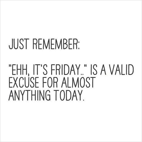 funny friday quotes for work