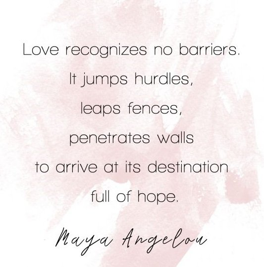 Love Quotes Maya Angelou Inspiration 100 Exclusive Maya Angelou Quotes To Spark Your Life  Bayart