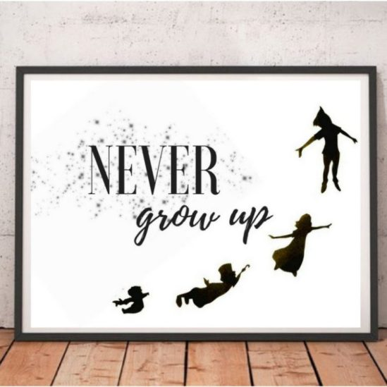 100+ Brilliant Peter Pan Quotes With Images To Blow Your ...