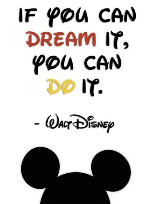 walt disney motivational quotes