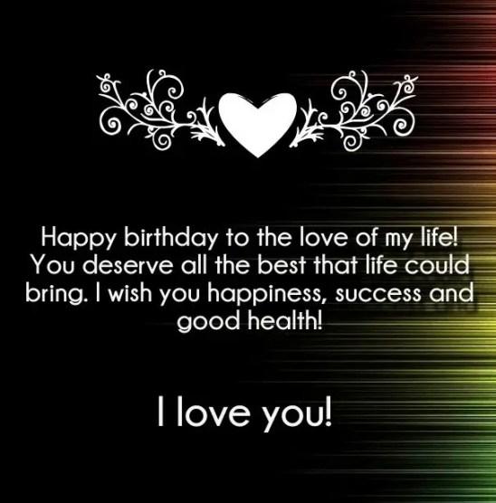 Happy Birthday Quotes For Him 182+ Exclusive Happy Birthday Boyfriend Wishes & Quotes   BayArt Happy Birthday Quotes For Him