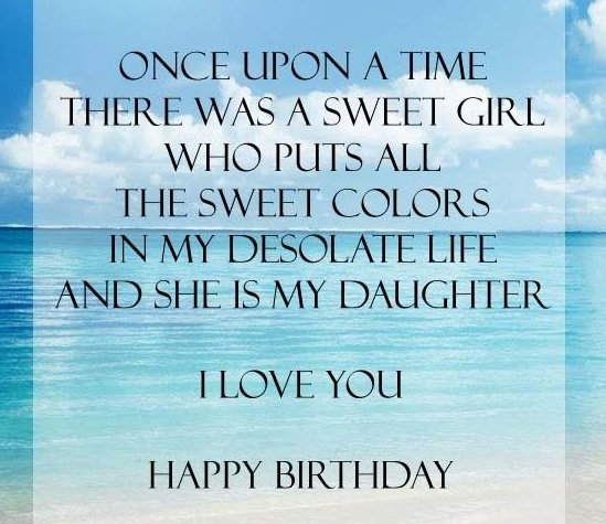 Birthday Quotes For Daughter Extraordinary 48 SPECIAL Happy Birthday Daughter Wishes Quotes BayArt