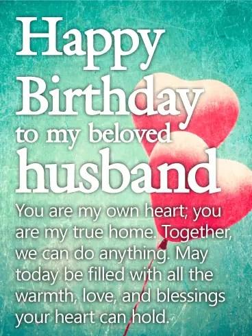 happy birthday husband images