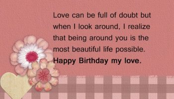 182 Exclusive Happy Birthday Boyfriend Wishes Quotes