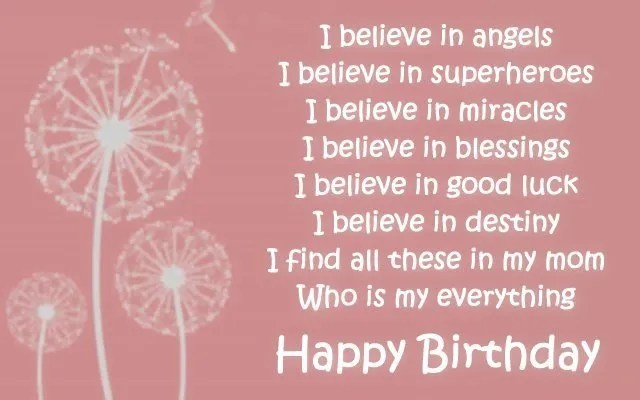 Birthday Quotes For Mom 150+ Unique Happy Birthday Mom Quotes & Wishes with Images   BayArt Birthday Quotes For Mom