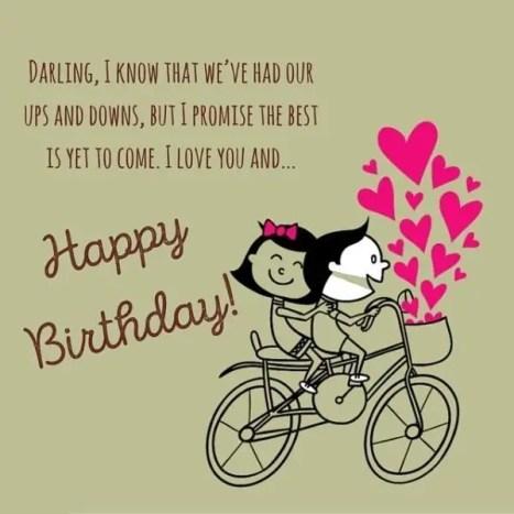 happy birthday my love images