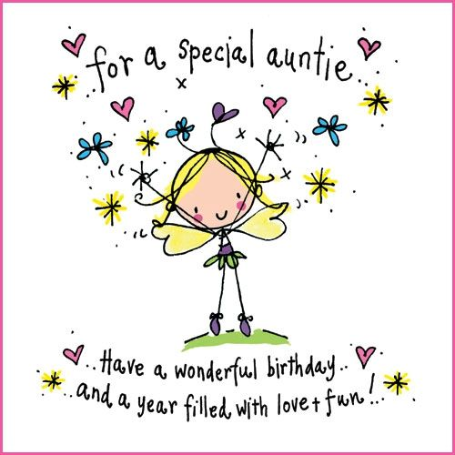 Birthday Poems For Aunts 7