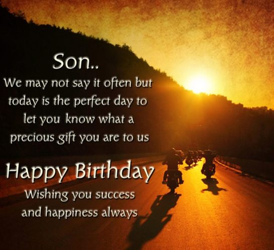 Happy Birthday To My Son Quotes 164+ Greatest Happy Birthday Son Wishes: Exclusive & Intense   BayArt Happy Birthday To My Son Quotes