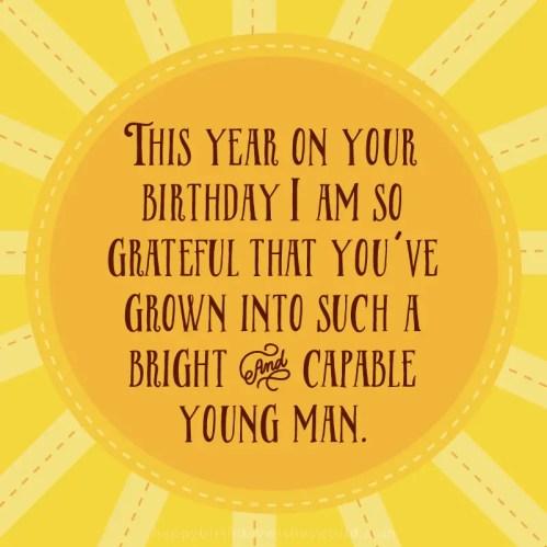 son birthday quotes