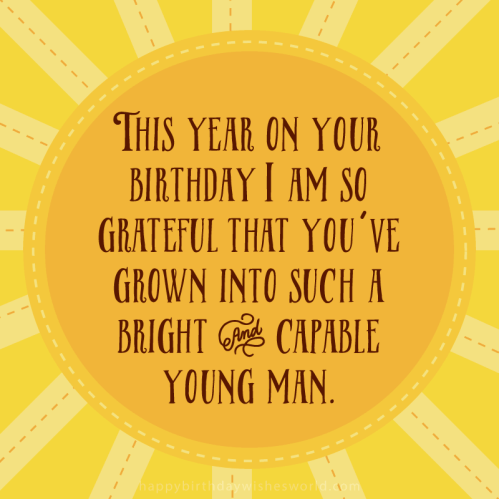 Best Bday Darling Son Birthday Quotes