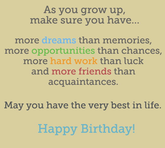 21st Birthday Quotes Adorable 48 EXCELLENT Happy 48st Birthday Wishes And Quotes BayArt