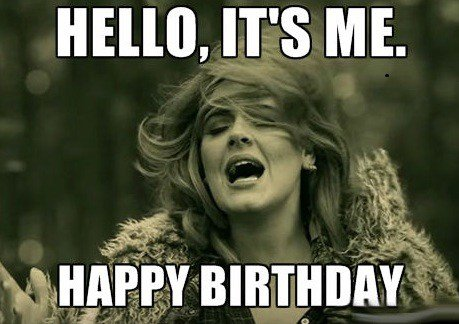 happy 40th birthday meme