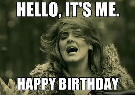 Happy 40th Birthday Meme Best Friend