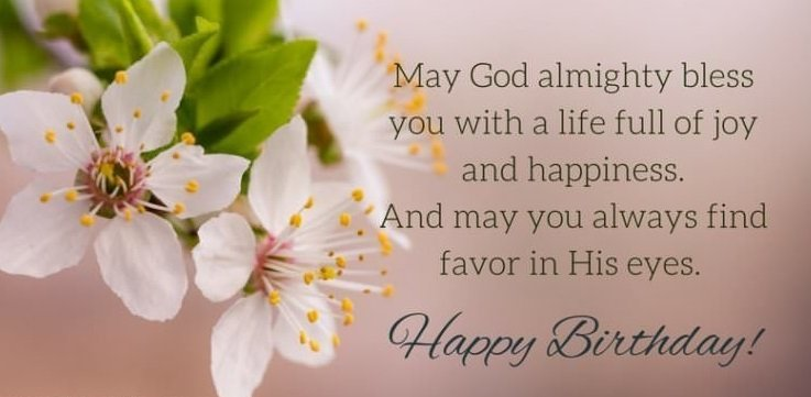 wishing you a joyful birthday happy birthday blessings