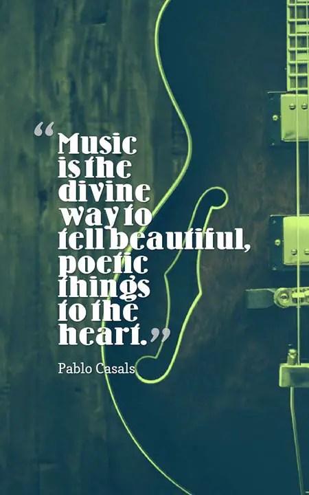music speaks quotes