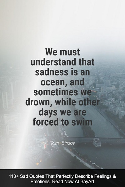best sadness quotes ever