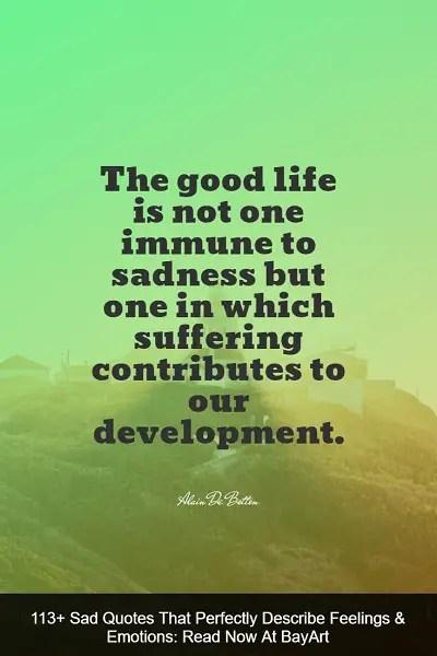 inspirational sadness quotes