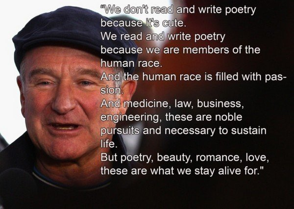 robin williams lines