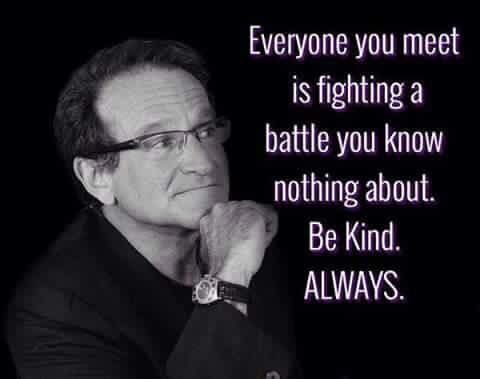 robin williams quotes about living