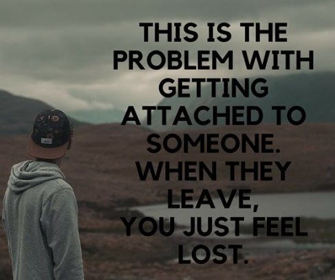 60 Sad Quotes That Perfectly Describe Feelings Emotions BayArt Cool Losing A Loved One Quote