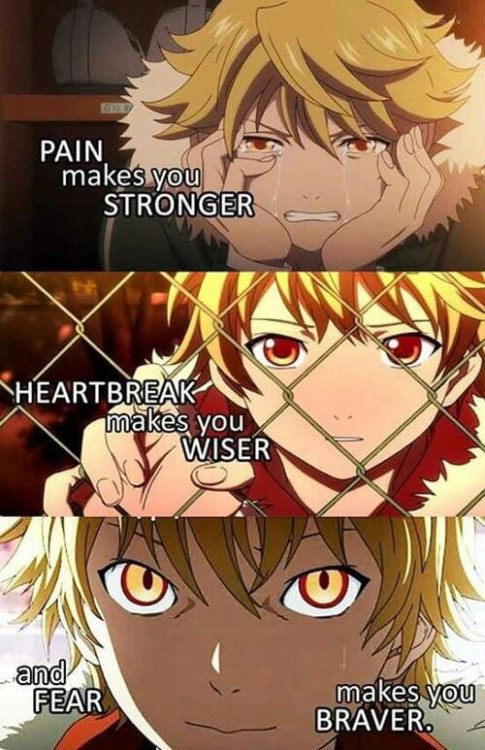 inspirational anime quotes