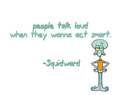 meaningful spongebob quotes