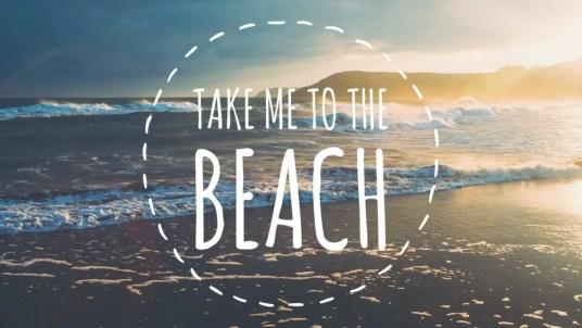 instagram beach quotes
