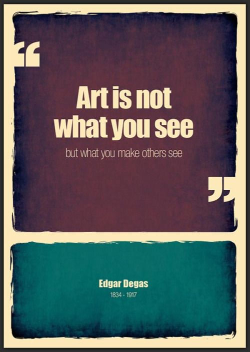 quotes on drawing art