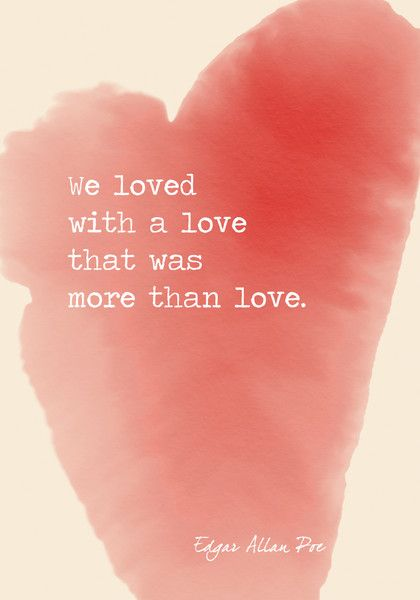 romantic words and love quotes