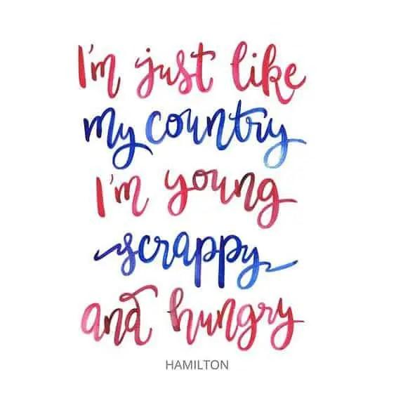 amazing hamilton quotes