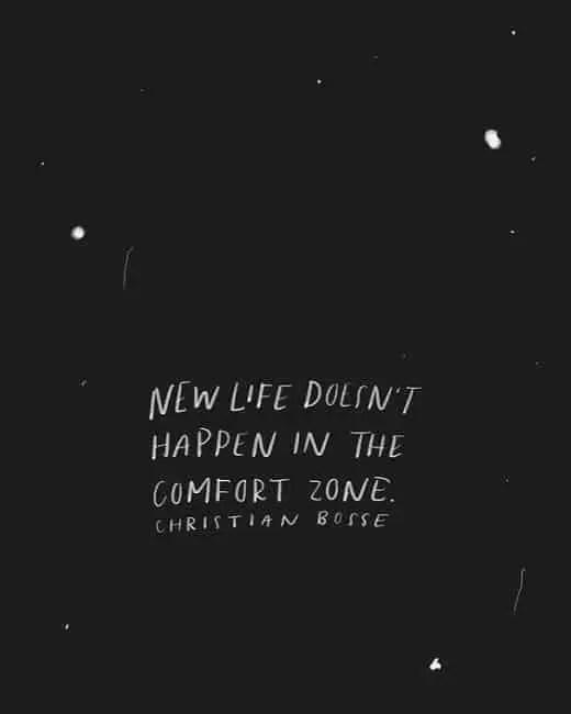 motivating comfort zone quotes