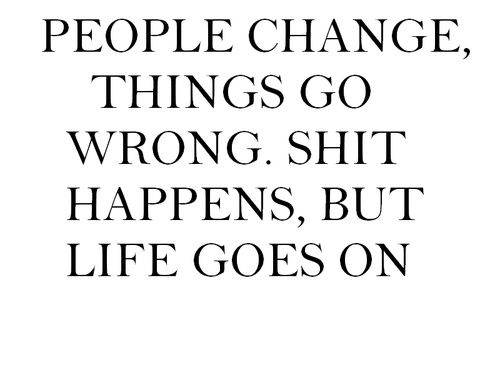 people change quotes life