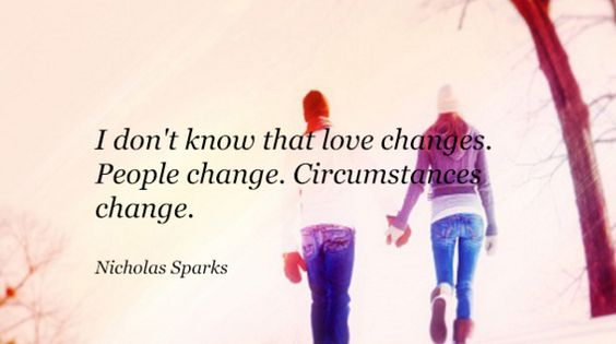people change quotes love