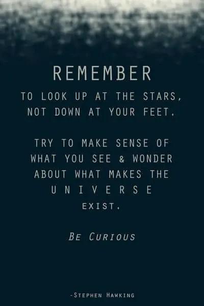 119 Legendary Curiosity Quotes To Rekindle Your Life Bayart