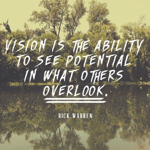 vision motivational quotes