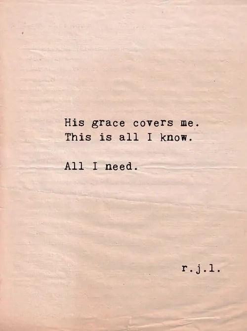 amazing grace quotes