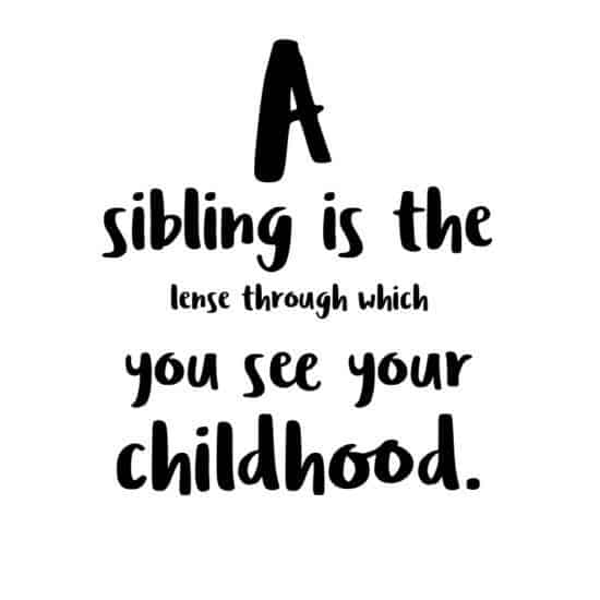 brother and sister bond quotes