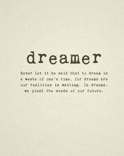 inspirational follow your dreams quotes and sayings