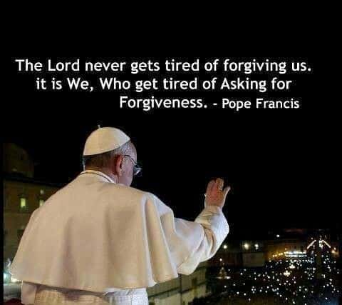 pope francis blessing quotes